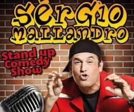 Promoção - Sérgio Mallandro Stand Up Comedy Show